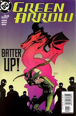 Green Arrow Vol. 3 (2001-2007) (Comic book) #34
