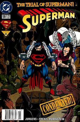 Superman Vol. 2 (1987-2006) (Comic Book) #106