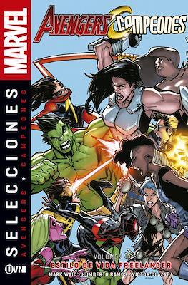 Selecciones Marvel (Rústica) #12
