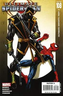 Ultimate Spider-Man (2000-2009; 2011) (Comic-Book) #108