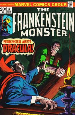 The Frankenstein monster (Grapa) #8