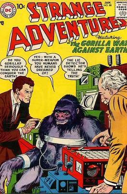 Strange Adventures (Comic Book) #88