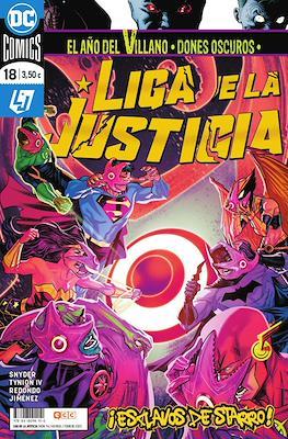 Liga de la Justicia. Nuevo Universo DC / Renacimiento (Grapa) #96/18