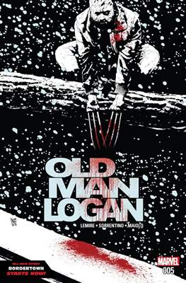 Old Man Logan Vol. 2 (Comic-book) #5