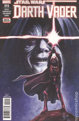 Star Wars: Darth Vader (2017) (Comic Book) #19