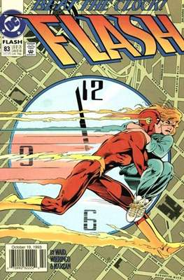 The Flash Vol. 2 (1987-2006) (Comic Book) #83