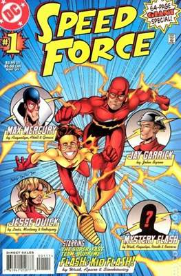 Speed Force (comic grapa usa) #1