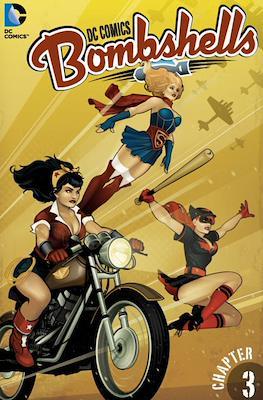 DC Comics: Bombshells #3