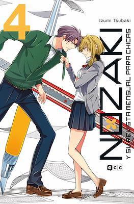 Nozaki y su revista mensual para chicas (Rústica) #4