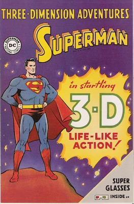 Superman Three Dimension Adventures 3-D