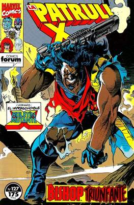 La Patrulla X Vol. 1 (1985-1995) #127