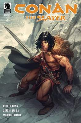 Conan The Slayer (Comic-book) #9