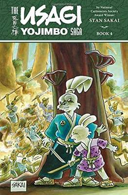The Usagi Yojimbo Saga #4