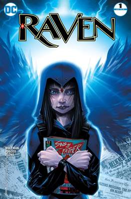 Raven (2016-2017) (Comic-book) #1