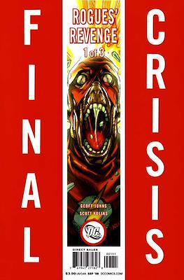 Final Crisis: Rogues' Revenge (2008) (Comic Book) #1.1