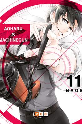 Aoharu x Machinegun (Rústica) #11
