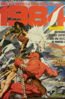 1984 Extra (Retapado Rústica) #13