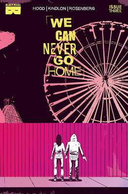 We Can Never Go Home (Grapa) #3