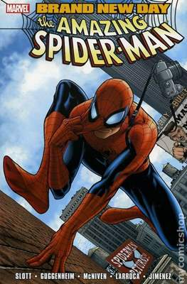 The Amazing Spider-Man: Brand New Day