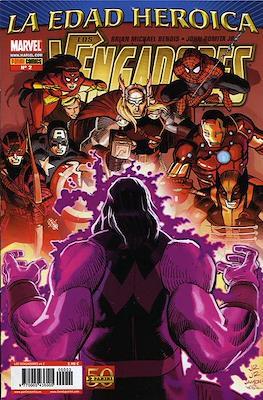 Los Vengadores Vol. 4 (2011-) (Grapa) #2