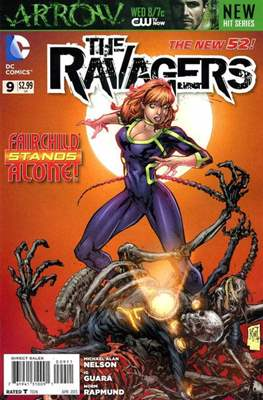 The Ravagers (Grapa) #9