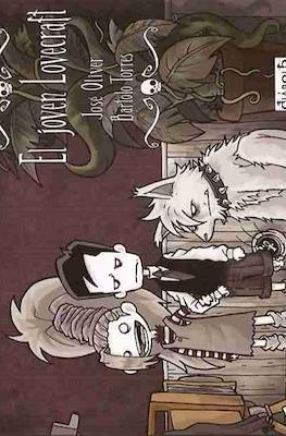 El joven Lovecraft (Rústica, 104 páginas (2007-2011)) #3