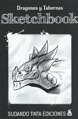 Dragones y Tabernas. Sketchbook