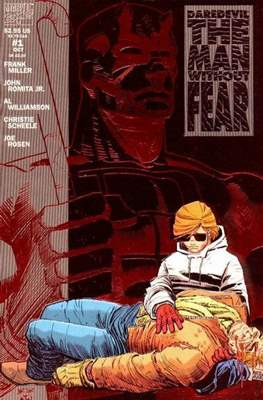 Daredevil: The Man Without Fear (Comic Book) #1