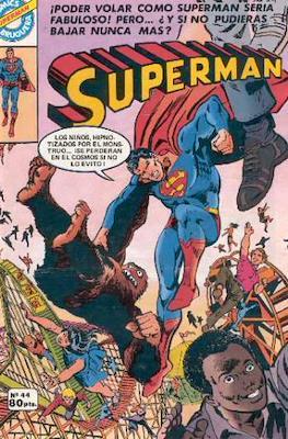 Super Acción / Superman #44