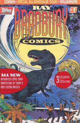 Ray Bradbury Comics #1