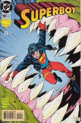Superboy Vol. 4 #10