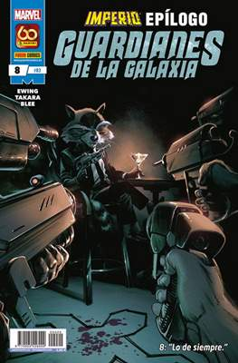 Guardianes de la Galaxia (2013-) #83/8