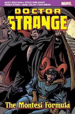 Doctor Strange: The Montesi Formula - Marvel Pocketbook