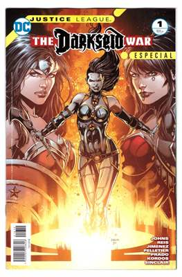 Justice League: The Darkseid War Especial