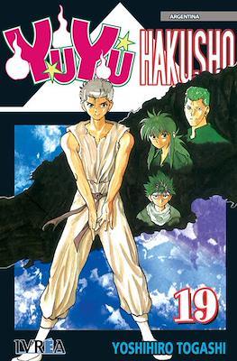 Yu Yu Hakusho (Rústica) #19