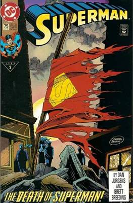 Superman Vol. 2 (1987-2006) (Comic Book) #75