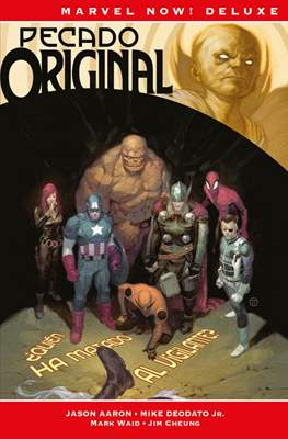 Pecado Original. Marvel Now! Deluxe (Cartoné 272 pp) #