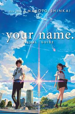 Your Name. Visual Guide