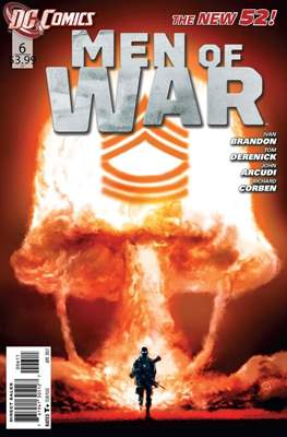 Men of War vol. 2 (2011-2012) (Digital) #6