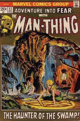 Adventure into Fear #11