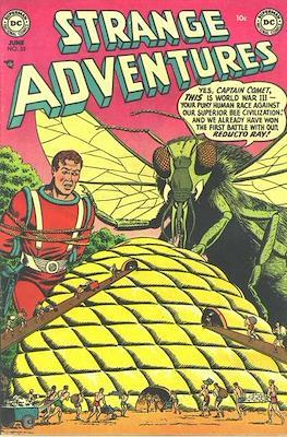 Strange Adventures (Comic Book) #33