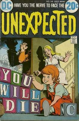 The Unexpected (Comic Book) #148