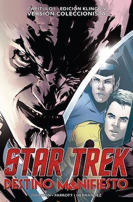 Star Trek. Destino Manifiesto. Capítulo I. Edición Klingon