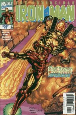Iron Man Vol. 3 (1998-2004) (Comic Book) #4