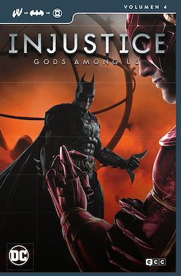 Coleccionable Injustice (Cartoné) #4
