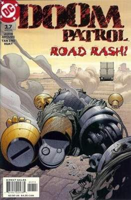 Doom Patrol Vol. 3 #17