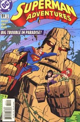 Superman Adventures (Comic-book) #51