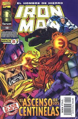 Iron Man Vol. 3 (1996-1997) (Grapa 24 pp) #13