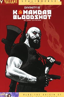 Divinity III Komandar Bloodshot Stalinverse (Comic Book) #1.1