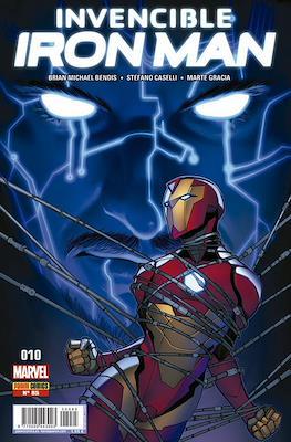 El Invencible Iron Man Vol. 2 (2011-) (Grapa - Rústica) #85
